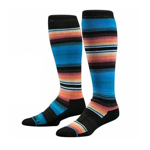 stance-otay-snowboard-socks-tan