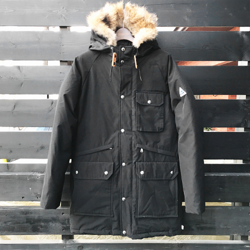 CAPTAINS HELM Delivery – CAPE HEIGHTS #BRIGHTWOOD JACKET -BLACK