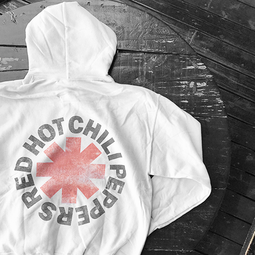 CAPTAINS HELM Delivery – Red Hot Chili Peppers #OFFICIAL SWEAT PARKER