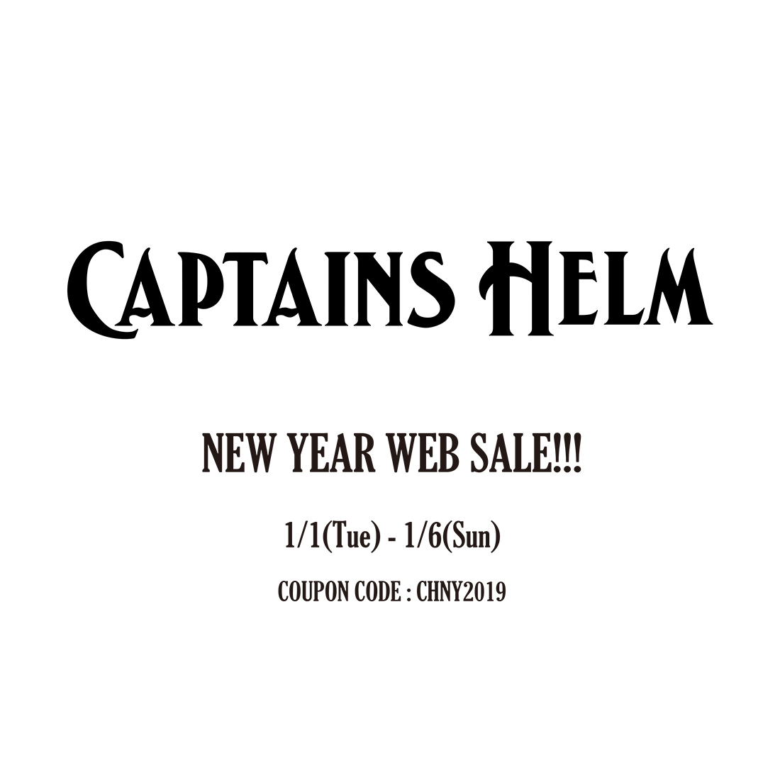 NEW YEAR WEB SALE!!!